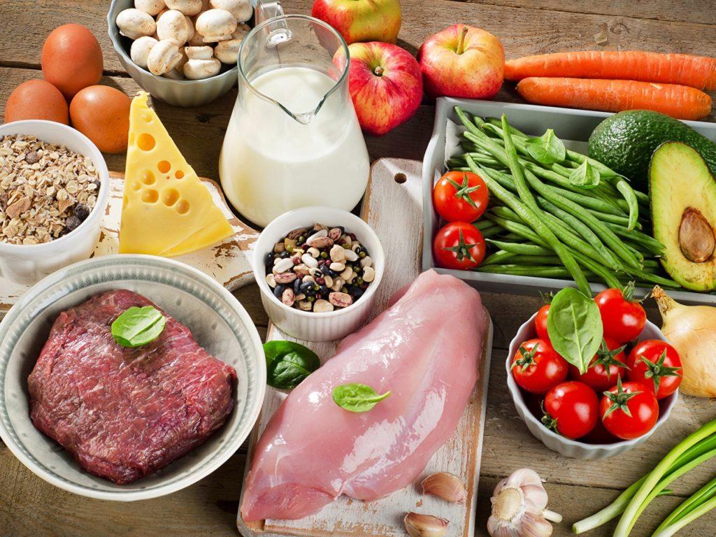 Здоровый образ жизни рациональное питание, правильные продукты питания