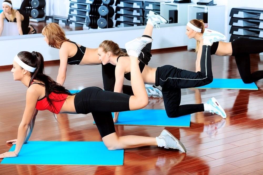 Фитнес упражнения для похудения женщинам