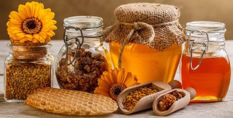 использование продуктов пчеловодства