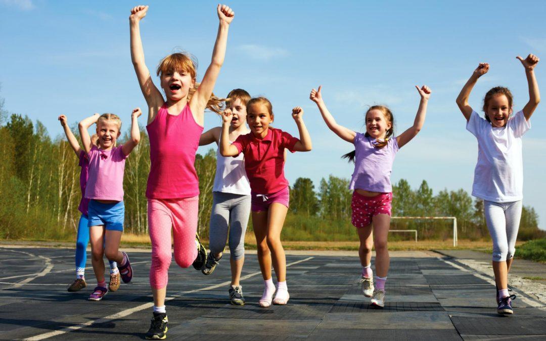 Про спорт для детей