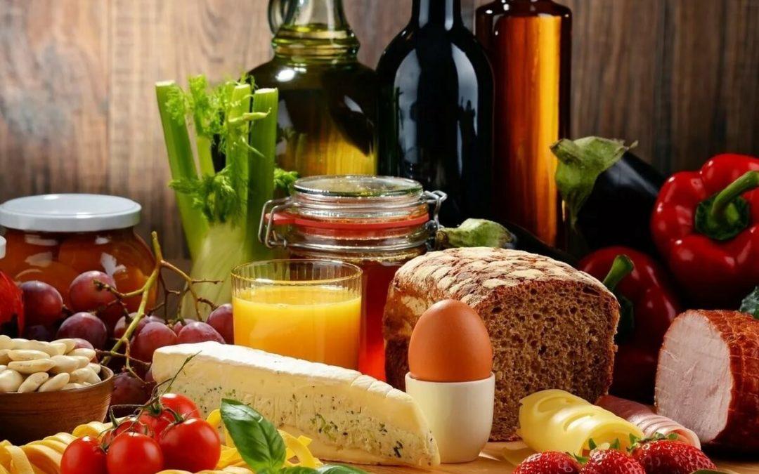 Продукты для здоровья, рекомендации эксперта