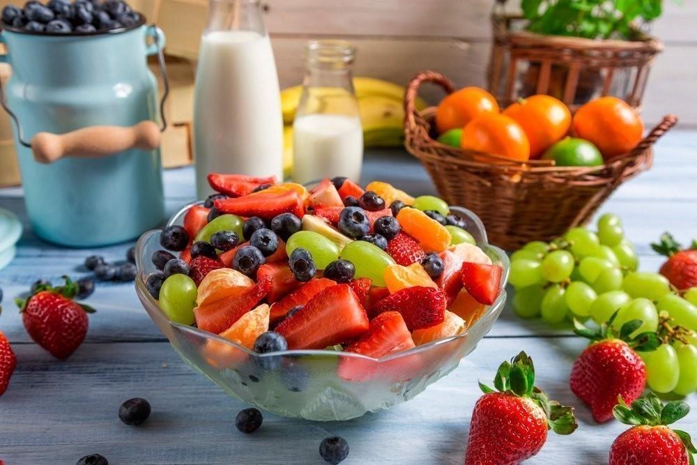 Влияние продуктов на здоровье