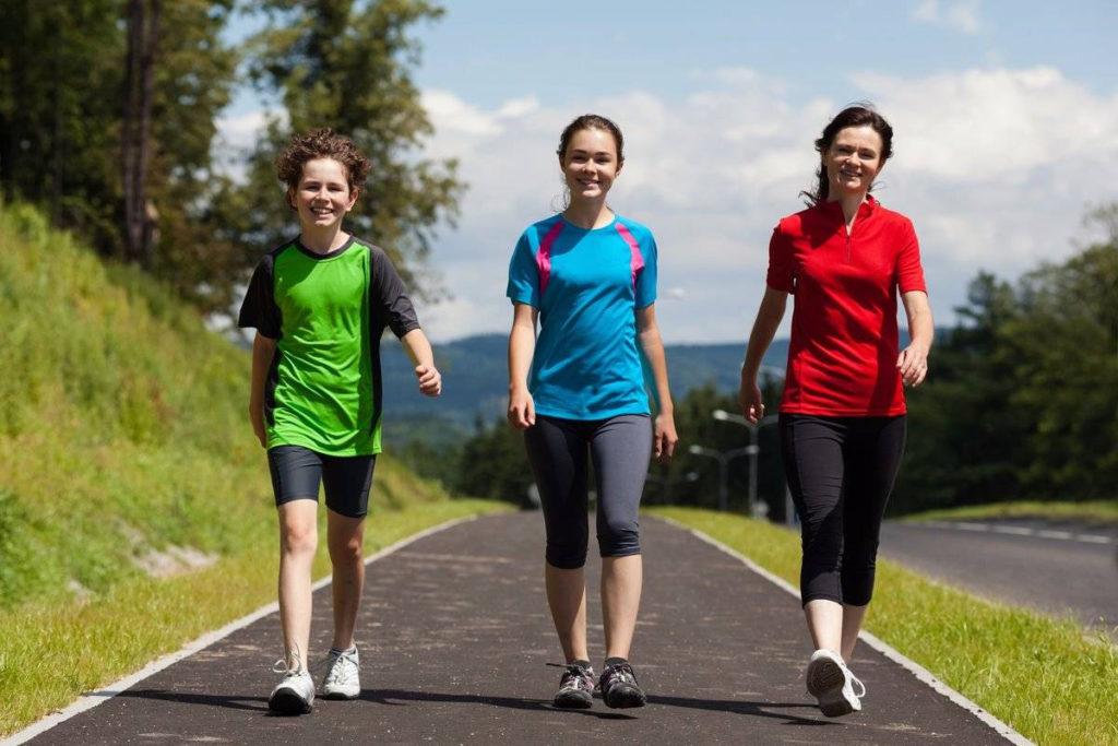 ходьба для похудения для женщин