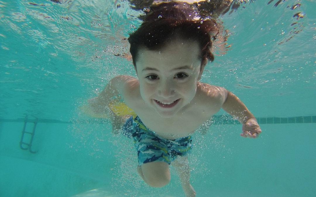 Плавание для здоровья