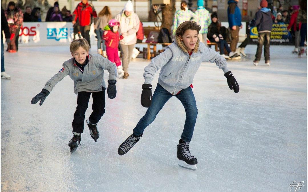 спорт зимой