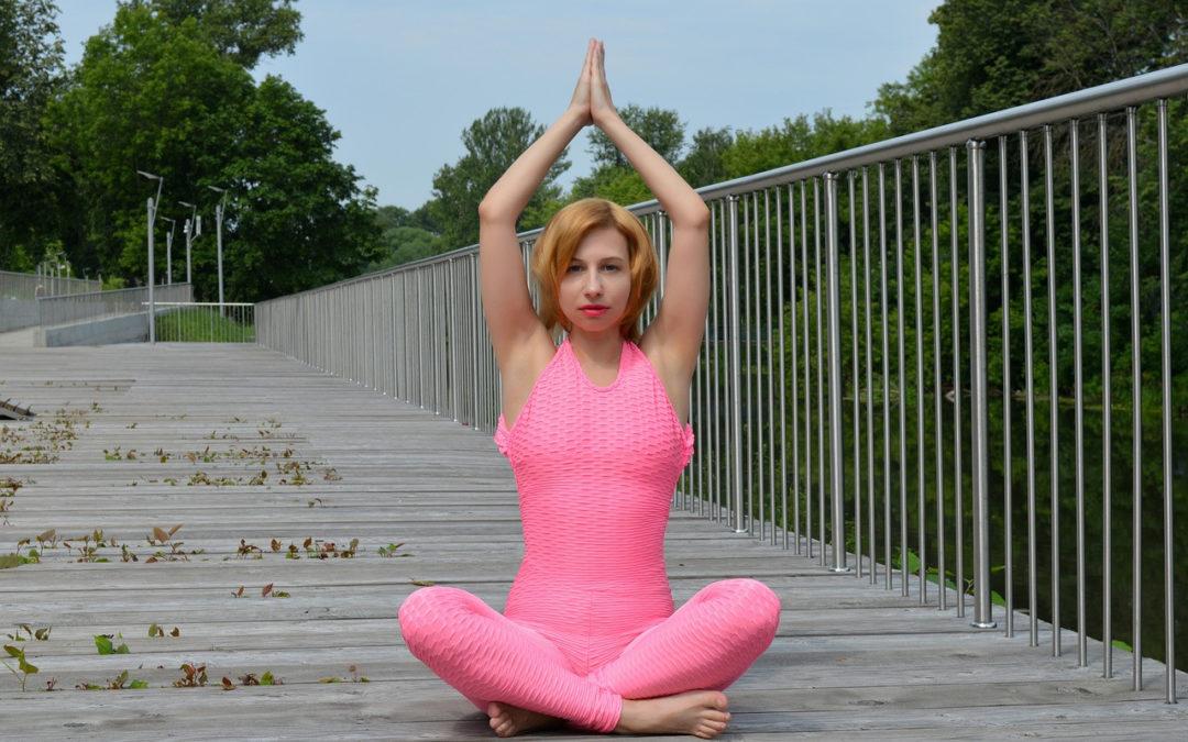 йога, путь к здоровью
