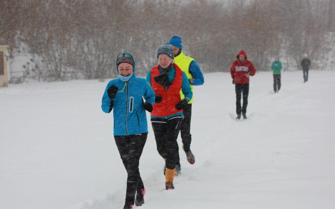 Физкультура зимой