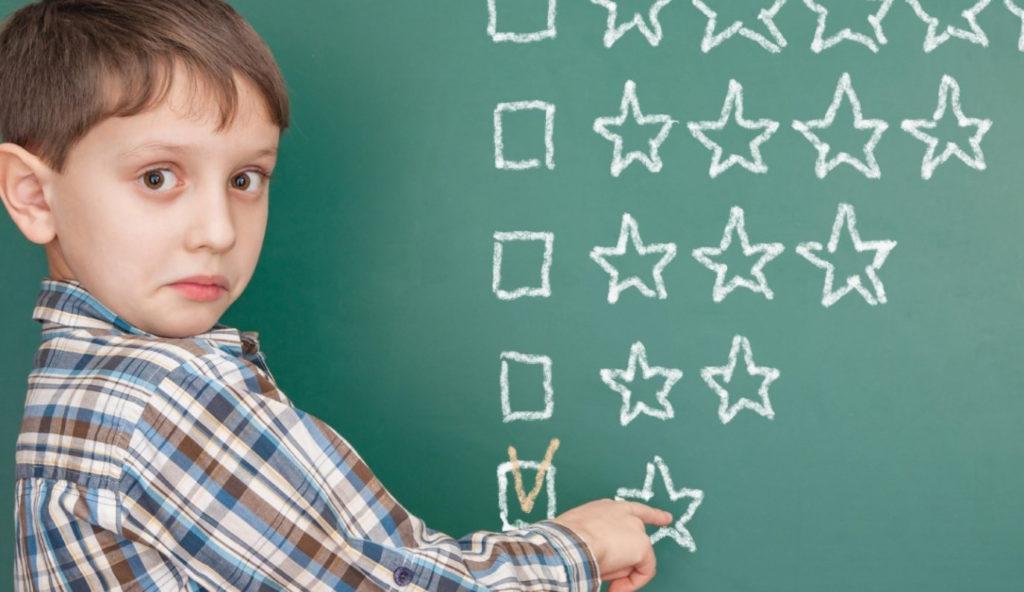 формирование самооценки младших школьников