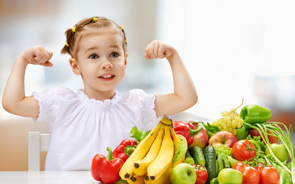 Питание детей в зимний период