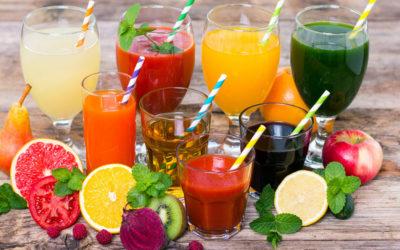 Какие напитки полезные, для здоровья человеку