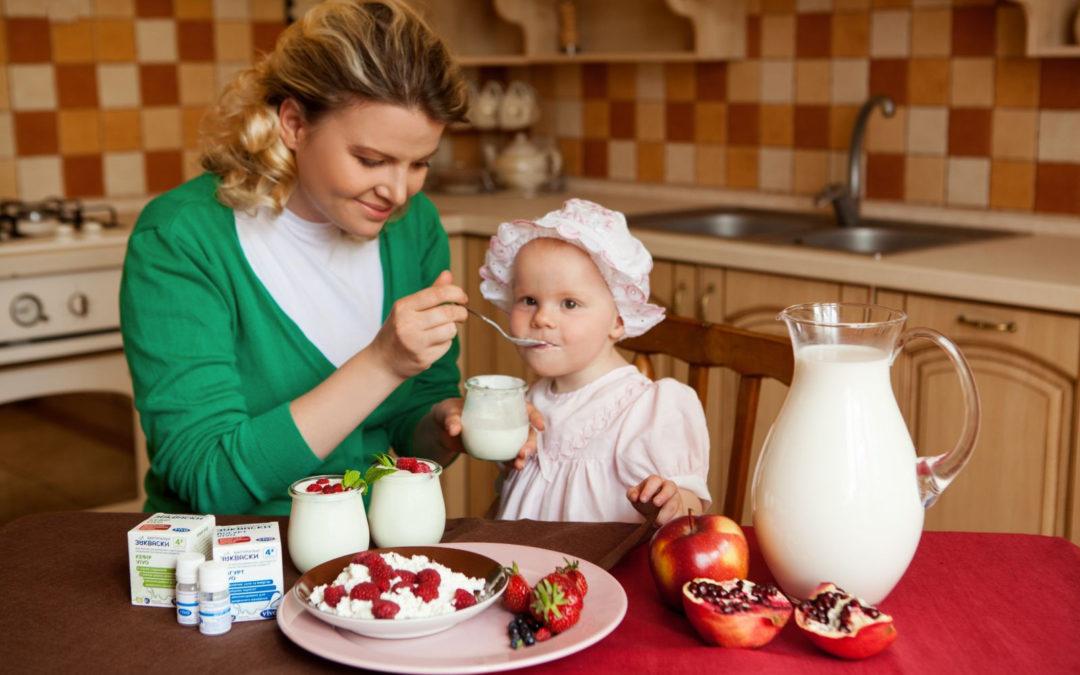 Как повысить иммунитет ребёнку